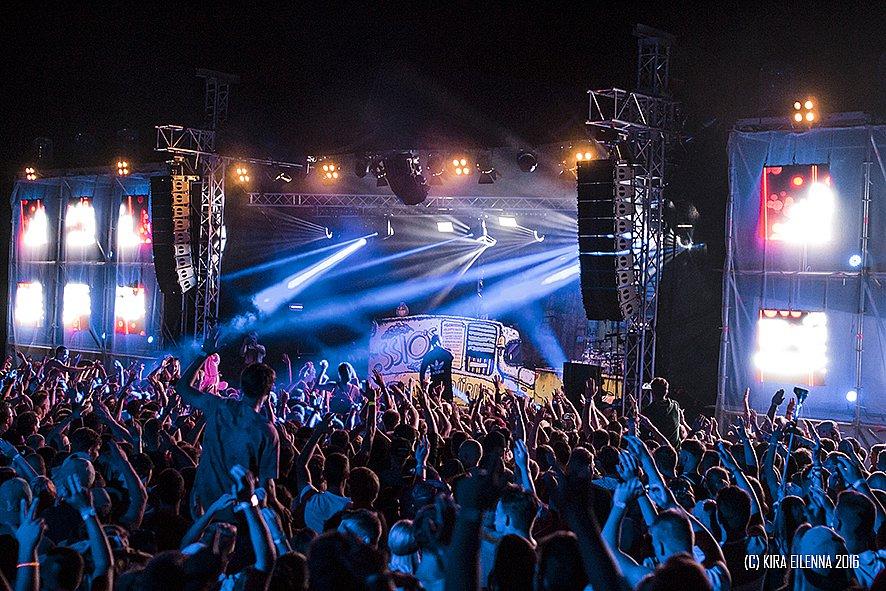 Helene Beach Festival 2016 SSIO Live
