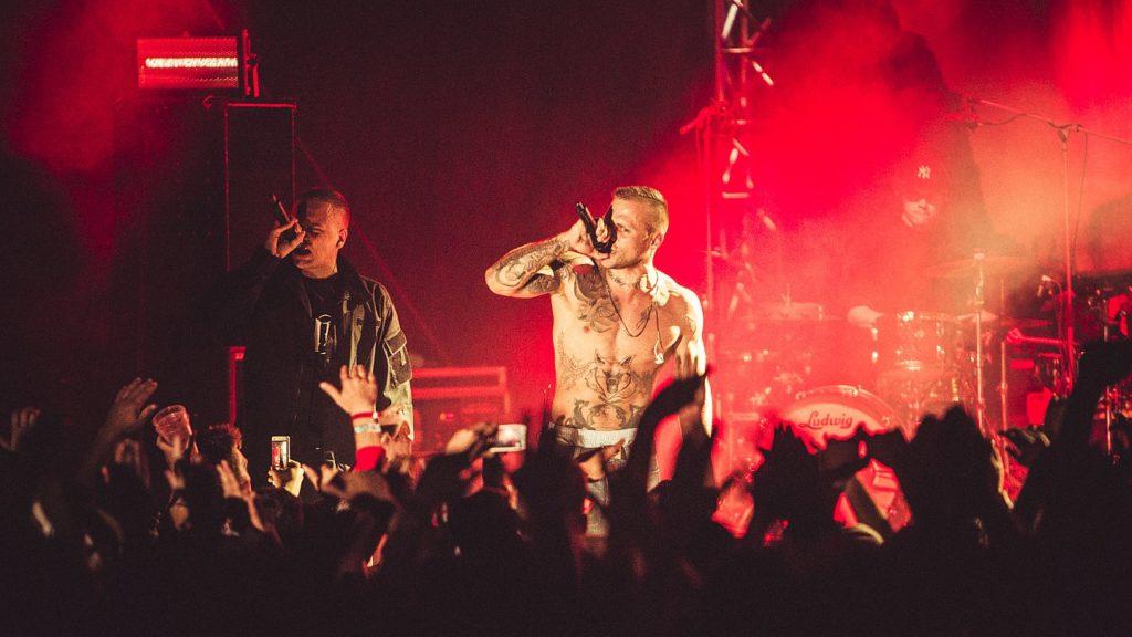 Kontra K Live Auftritt Helene Beach Festival 2016