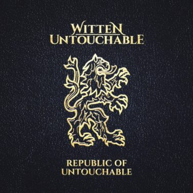 "Cover ""Republic of Untouchable"" Witten Untouchable"