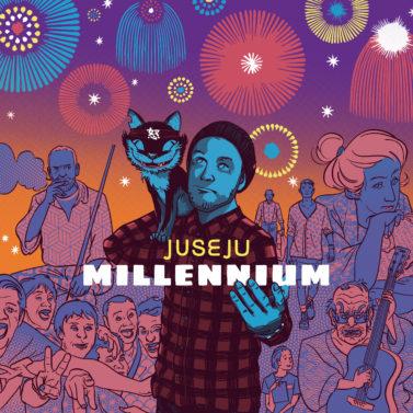 """Cover """"Millenium"""" ©Juse Ju"""