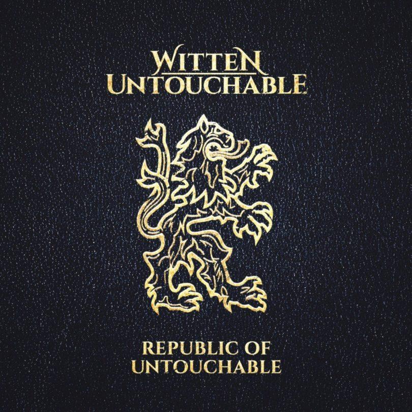 """Cover """"Republic of Untouchable"""" Witten Untouchable"""