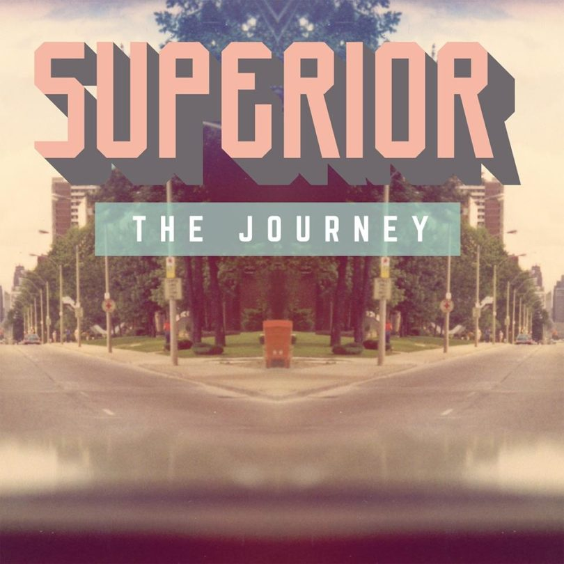 """Cover """"The Journey"""" Superior"""